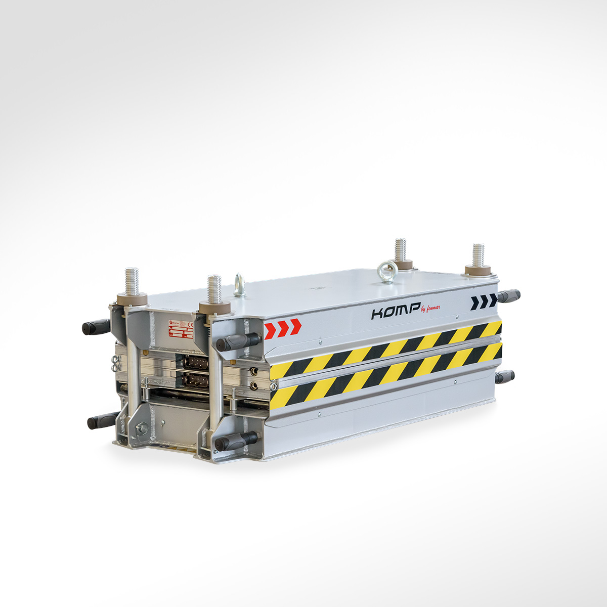 Komp - Portable presses - Water-cooled