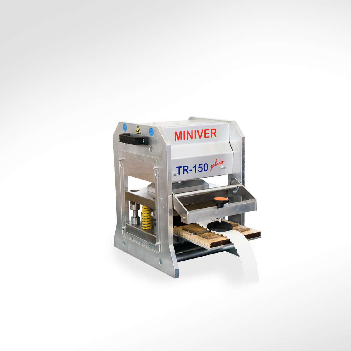 Miniver TR Plus Punching Machine - Presses for Transmission Belts - Transmission Belts Preparation